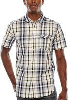 Ecko Unlimited Unltd. Confront Short-Sleeve Woven Shirt