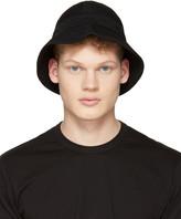 Comme des Garcons Black Bucket Hat
