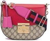 Gucci Padlock Saddle shoulder bag - women - Leather - One Size