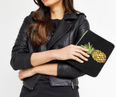 Oasis Pineapple Bead Clutch