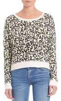 True Religion Cheetah Print Pullover
