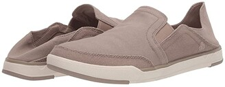 Clarks Step Isle Row (Sand Canvas) Men's Shoes