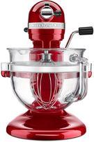 KitchenAid Pro 600 Stand Mixer with 6-Quart Glass Bowl