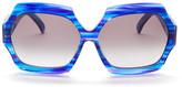 Wildfox Couture Women&s Riviera Square Sunglasses