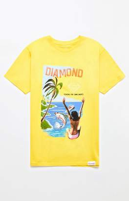 Diamond Supply Co. Fishing For Compliments T-Shirt