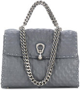 Ermanno Scervino textured chain shoulder bag
