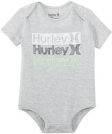 Hurley Boys' One & Only Stack Creeper Onesie (024mos) - 8144295