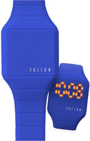 Dakota Fusion Kids Mini Hidden LED Watch, Blue 52531