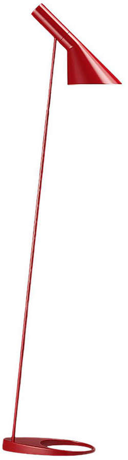 Louis Poulsen AJ Floor Lamp - Red