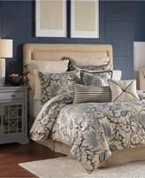 Croscill Auden 4-Pc. King Comforter Set Bedding