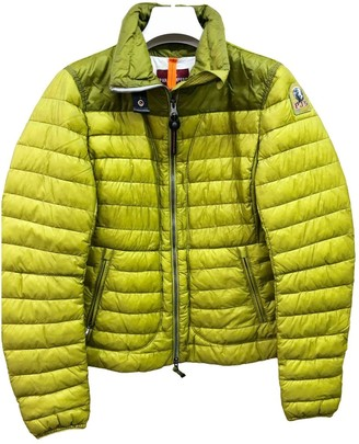 Parajumpers Green Polyester Coats