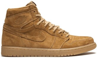 Jordan Air 1 Retro High OG wheat