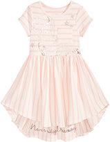 Disney Disney's® Frozen Striped Dress, Toddler & Little Girls (2T-6X)