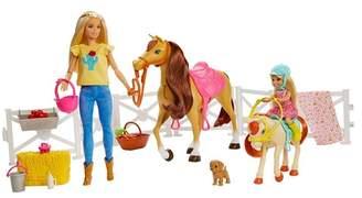 Mattel Barbie® Dolls, Horses and Accessories
