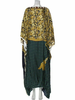 Gucci 2019 Long Dress w/ Tags Yellow
