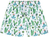 Kiwi Printed swim shorts