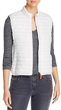 Save The Duck Zip-Up Puffer Vest