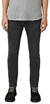 Allsaints Allsaints Keppoch Cigarette Skinny Fit Jeans, Black