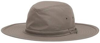 Filson Twin Falls Travel Hat (Otter Green) Caps