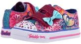 Skechers Twinkle Toes - Shuffles 10619N Lights (Toddler/Little Kid/Big Kid)