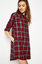 Jack Wills Dress - Maggie Tartan Shirt