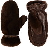 WANT Les Essentiels Women's Fur Mittens