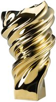 Rosenthal Squall Gold Porcelain Vase