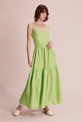 Country Road Tiered Maxi Dress