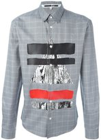 McQ by Alexander McQueen Tribal Shapes 'Googe' shirt