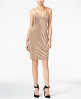 GUESS Erika Velvet Sheath Dress