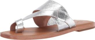 Frye Women's Felix Band Slide Flat Sandal