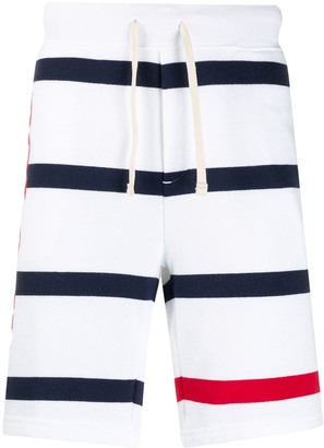 Polo Ralph Lauren Logo Striped Shorts