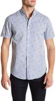 Heritage Shark Short Sleeve Slim Fit Shirt