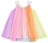 Fox & Finch Girls Blossom Rainbow Dress (3-24M)