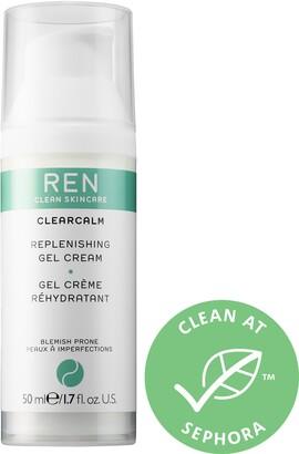 Ren Skincare ClearCalm Replenishing Gel Cream