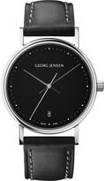 Georg Jensen Koppel 32 stainless steel watch