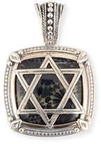 Konstantino Men's Heonos Sterling Silver Star of David Pendant