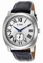 A Line a_line Women's AL-80023-02-BU Pyar Analog Display Japanese Quartz Blue Watch