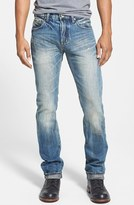 PRPS Men's 'Demon' Straight Leg Selvedge Jeans