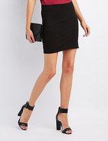 Charlotte Russe Bodycon Mini Skirt