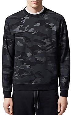 The Kooples Camouflage Print Sweatshirt