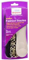 Walgreens Women's Fashion Insoles 5-11