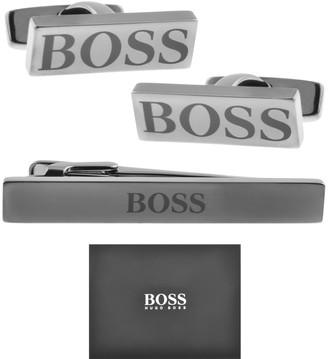 Boss Business BOSS HUGO BOSS Gyler And Tyler Cufflinks Gift Set