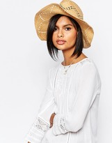 Vero Moda Straw Hat