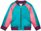 Gucci Children's bomber with cat