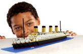 Household Essentials Nanoblocks® Titanic