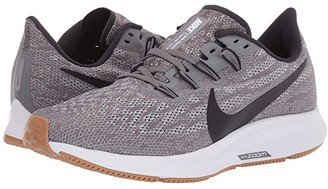 Nike Pegasus 36 (Gunsmoke/Oil Grey/White/Gum Light Brown) Women's Running Shoes