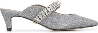 Kurt Geiger Dutchess pointed mules