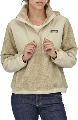 Patagonia Shelled Retro-X(R) Fleece Hooded Pullover