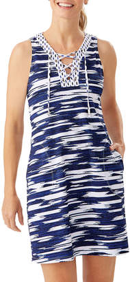 Tommy Bahama Canyon Sky Grommet Spa Dress